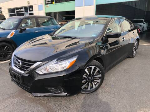 2018 Nissan Altima for sale at Best Auto Group in Chantilly VA