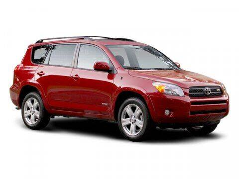 2008 Toyota RAV4 for sale at HILAND TOYOTA in Moline IL
