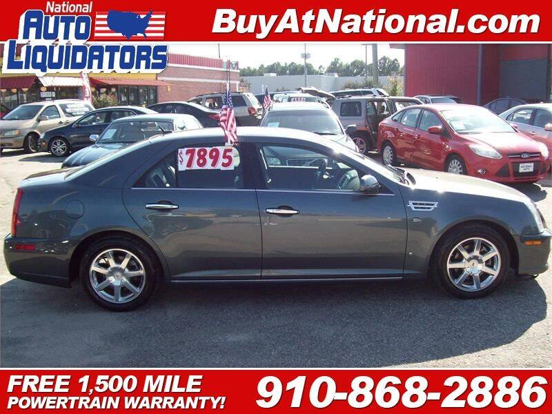 used cadillac sts for sale in fayetteville nc carsforsale com carsforsale com