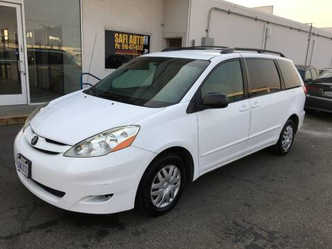 2009 Toyota Sienna for sale at Safi Auto in Sacramento CA