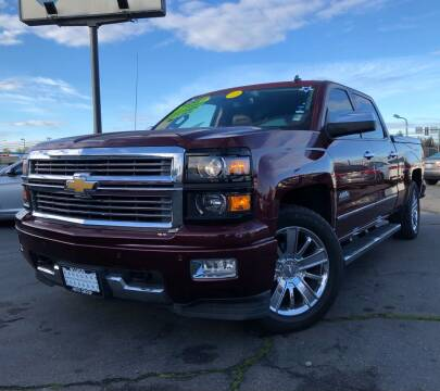 2014 Chevrolet Silverado 1500 for sale at LUGO AUTO GROUP in Sacramento CA