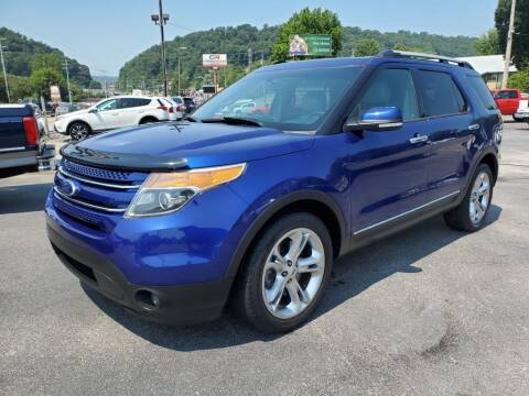 2014 Ford Explorer for sale at MCMANUS AUTO SALES in Knoxville TN