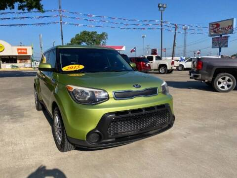 2015 Kia Soul for sale at Russell Smith Auto in Fort Worth TX