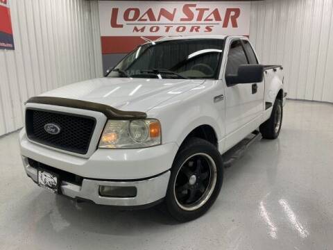 2005 Ford F-150 for sale at Loan Star Motors in Humble TX
