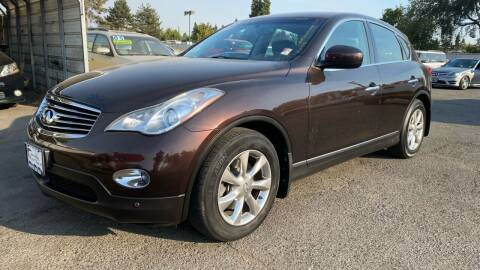 2008 Infiniti EX35 for sale at Universal Auto Inc in Salem OR