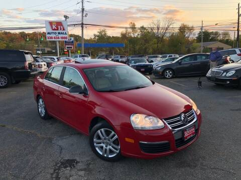 2007 Volkswagen Jetta for sale at KB Auto Mall LLC in Akron OH