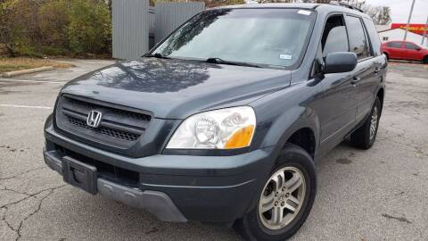 2005 Honda Pilot for sale at speedy auto sales in Indianapolis IN
