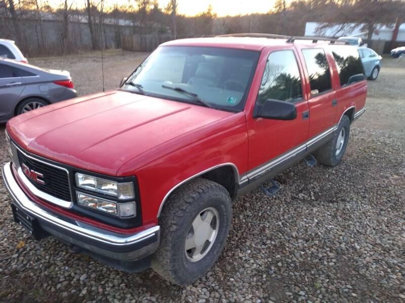 1999 GMC Suburban for sale at Seneca Motors, Inc. (Seneca PA) in Seneca PA