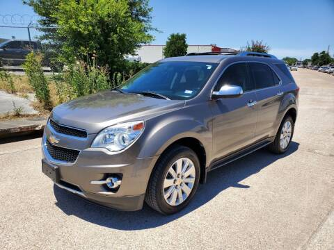 2011 Chevrolet Equinox for sale at DFW Autohaus in Dallas TX