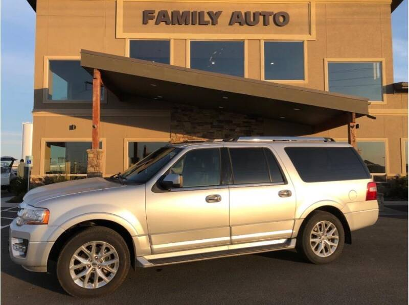 2017 Ford Expedition EL for sale at Moses Lake Family Auto Center in Moses Lake WA