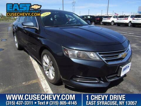 2014 Chevrolet Impala for sale at East Syracuse Performance Sales & Service in Syracuse NY