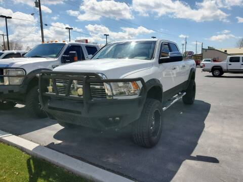 2010 Dodge Ram Pickup 2500 for sale at Auto Image Auto Sales Chubbuck in Chubbuck ID