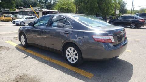2007 Toyota Camry Hybrid for sale at C.J. AUTO SALES llc. in San Antonio TX