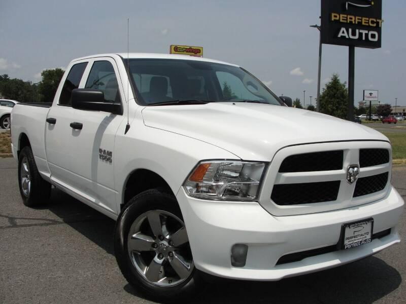 2018 RAM Ram Pickup 1500 for sale at Perfect Auto in Manassas VA