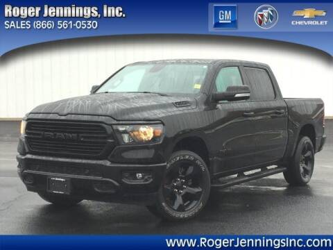 2019 RAM Ram Pickup 1500 for sale at ROGER JENNINGS INC in Hillsboro IL