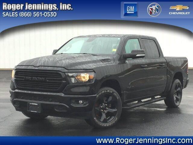 2019 RAM Ram Pickup 1500 for sale at ROGER JENNINGS INC in Hillsboro IL