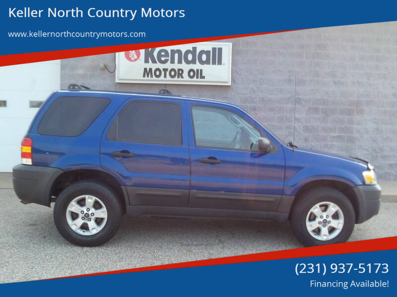2006 Ford Escape for sale at Keller North Country Motors in Howard City MI