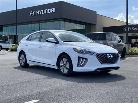 2022 Hyundai Ioniq Hybrid for sale at Allen Turner Hyundai in Pensacola FL