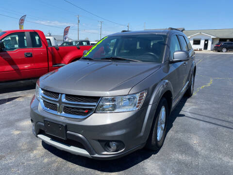 2013 Dodge Journey for sale at 309 Auto Sales LLC in Harrod OH
