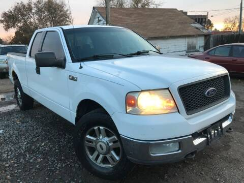 2004 Ford F-150 for sale at 3-B Auto Sales in Aurora CO