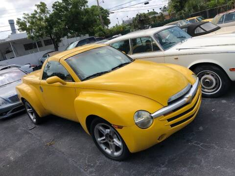 2004 Chevrolet SSR for sale at Prestigious Euro Cars in Fort Lauderdale FL
