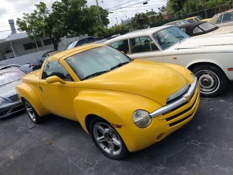 2004 Chevrolet SSR for sale at Prestigious Euro Cars in Fort Lauderdale FL