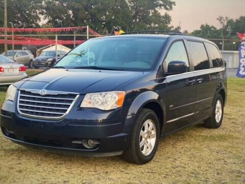 2008 Chrysler Town and Country for sale at Cutiva Cars in Gastonia NC