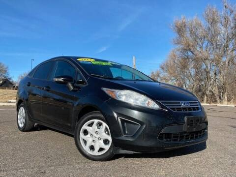 2013 Ford Fiesta for sale at UNITED Automotive in Denver CO