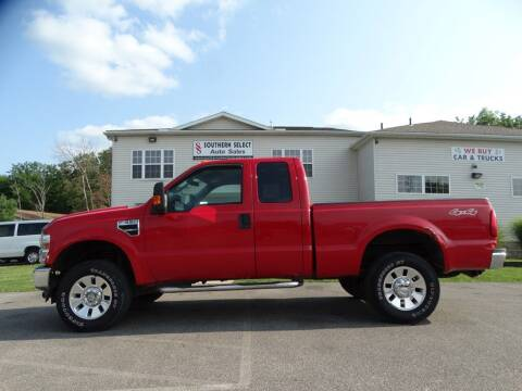 2008 Ford F-350 Super Duty for sale at SOUTHERN SELECT AUTO SALES in Medina OH