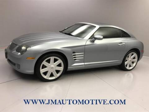 2004 Chrysler Crossfire for sale at J & M Automotive in Naugatuck CT