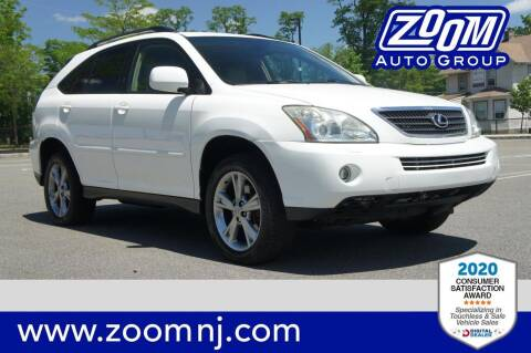 2006 Lexus RX 400h for sale at Zoom Auto Group in Parsippany NJ