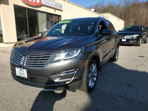 2017 Lincoln MKC for sale at Auto Wholesalers Of Hooksett in Hooksett NH