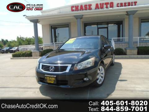 2010 Honda Accord for sale at Chase Auto Credit in Oklahoma City OK