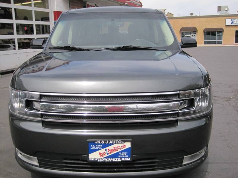 2015 Ford Flex AWD SEL 4dr Crossover - Bountiful UT