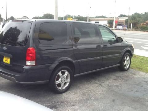 2008 Chevrolet Uplander for sale at Easy Credit Auto Sales in Cocoa FL