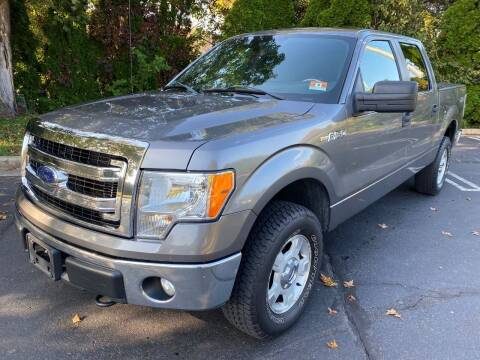 2013 Ford F-150 for sale at Professionals Auto Sales in Philadelphia PA