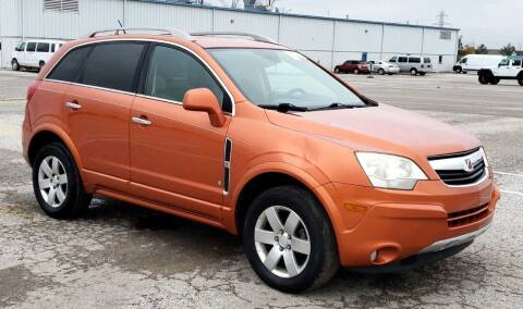 2008 Saturn Vue for sale at Angelo's Auto Sales in Lowellville OH