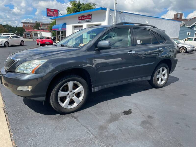 2008 Lexus RX 350 for sale at Deluxe Auto Sales Inc in Ludlow MA