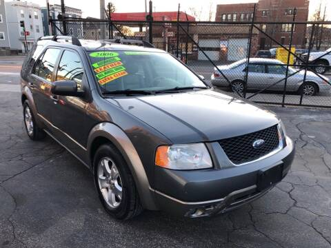 2006 Ford Freestyle for sale at Adams Street Motor Company LLC in Dorchester MA