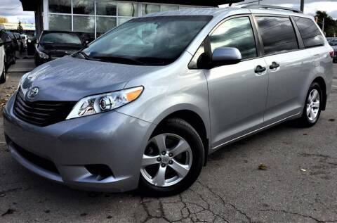 2011 Toyota Sienna for sale at Automan Auto Plaza in Kansas City MO