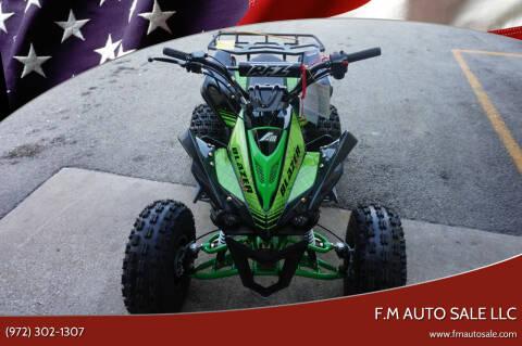 2020 APOLO BLAZER for sale at F.M Auto Sale LLC in Dallas TX
