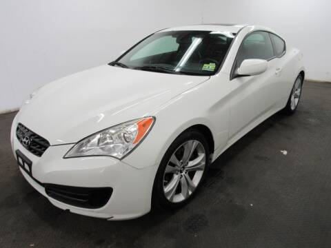 2012 Hyundai Genesis Coupe for sale at Automotive Connection in Fairfield OH