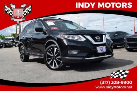 2018 Nissan Rogue for sale at Indy Motors Inc in Indianapolis IN