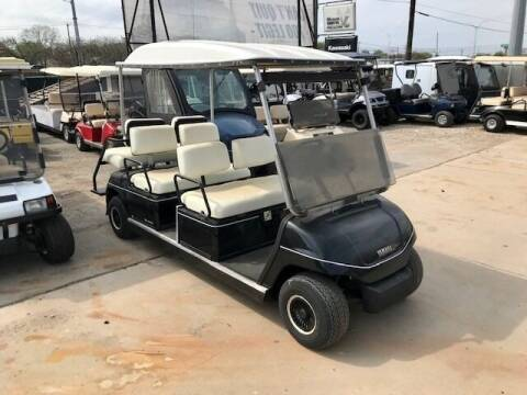 2001 Yamaha 4 Passenger Electric for sale at METRO GOLF CARS INC in Fort Worth TX