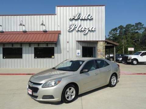 2015 Chevrolet Malibu for sale at Grantz Auto Plaza LLC in Lumberton TX