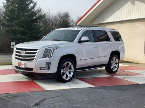 2019 Cadillac Escalade for sale at TEAM ANDERSON AUTO GROUP INC - TEAM ANDERSON AUTO GROUP in Richmond IN