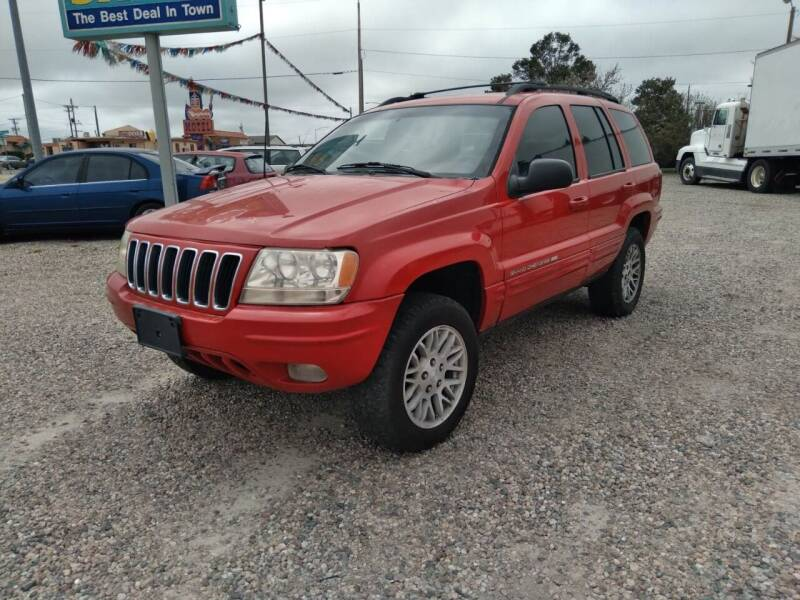 2001 Jeep Grand Cherokee for sale at DK Super Cars in Cheyenne WY