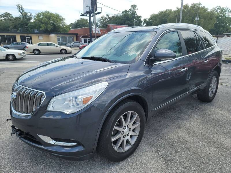 2014 Buick Enclave for sale at Castle Used Cars in Jacksonville FL
