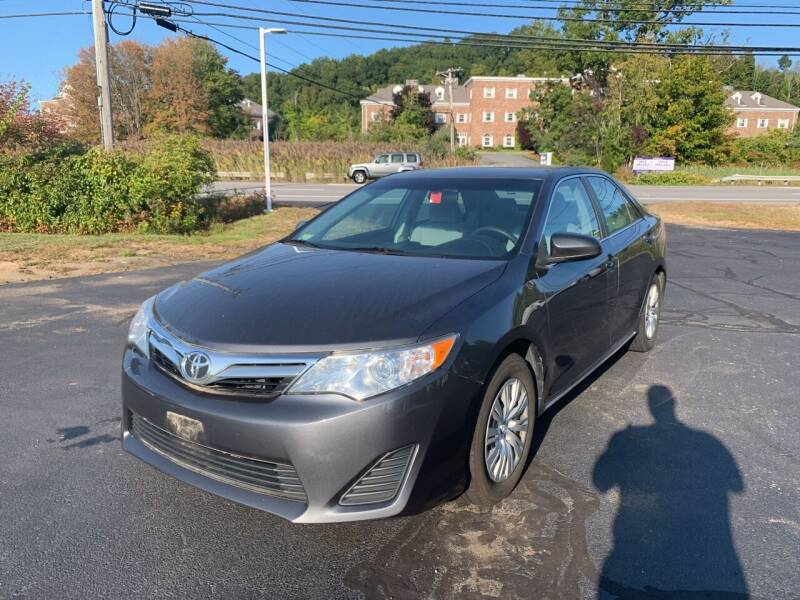 2014 Toyota Camry for sale at Turnpike Automotive in North Andover MA