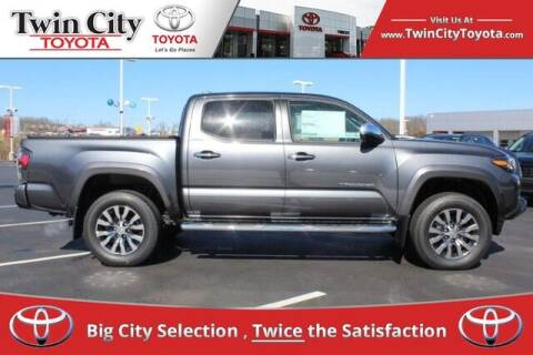 2021 Toyota Tacoma for sale at Twin City Toyota in Herculaneum MO